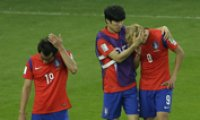 Koreans go down, not out