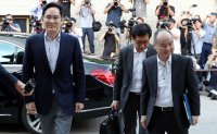 Samsung urged to strengthen competitiveness, work in nation's best interests