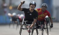 Paralympic heroes born out of adversity