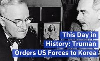 This Day in History: Truman Orders US Forces to Korea