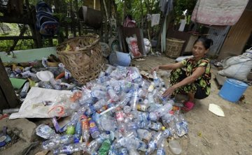Plastic pollution plagues Southeast Asia amid Covid-19 lockdowns