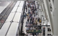 Seoul-bound traffic jammed as Koreans return after Chuseok