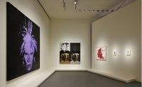 Andy Warhol's rarely seen self-portraits arrive in Korea