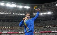 Chopra wins India's 1st gold in Olympic track and field