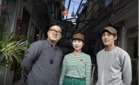 A dying marketplace in Seoul joins hands with young artists