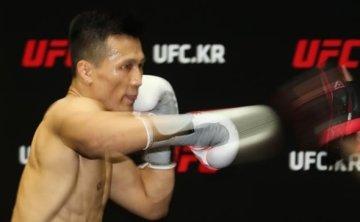 'Korean Zombie' gets needed UFC featherweight win