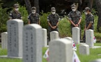 Honoring war veterans