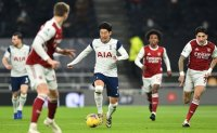 Son Heung-min named top Korean player for fifth time