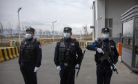 Terror expert becomes new party chief of Urumqi, capital of China's Xinjiang region