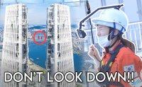Sky Bridge Tour: Walking on top of the tallest skyscraper in Korea