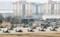 Debates arise over call to cancel joint military drills
