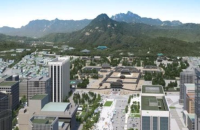 Gwanghwamun Square set to get facelift by April