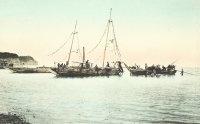 The Argonaut's arrival in Korea in 1791