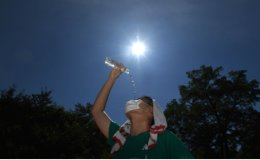 Beware of heat stroke