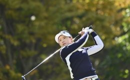 Korean golfer trying to stay in the moment with LPGA path ahead