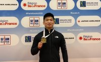 Park Hee-jun wins Korea's first Olympic qualification in karate