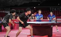 Korea falls to Japan to miss out on bronze in men's team table tennis