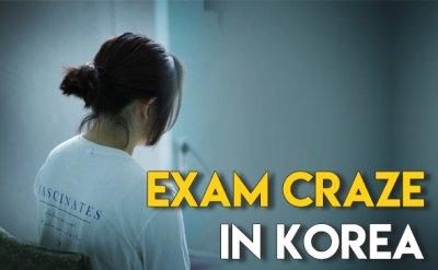 'Mom, I'm sorry, I'm a failure': Exam pressure destroying young Koreans