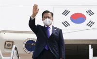 Moon says he got 'surprise gifts' from US over vaccine, North Korea envoy