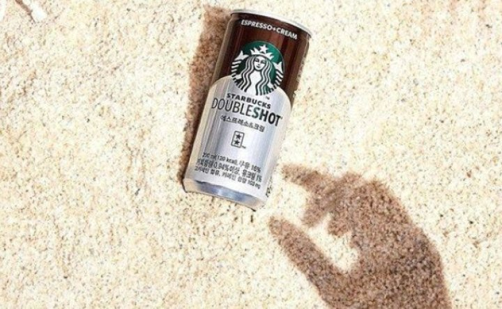 Dongsuh hit for 'sexist' image in Starbucks coffee ad