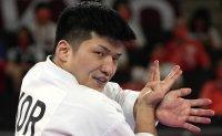 Park Hee-jun narrowly misses inaugural medal in karate