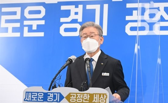 Ruling party candidate Lee to focus on presidential campaign