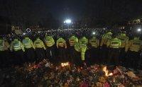 UK police face backlash after breaking up vigil for murdered woman