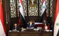 Syria to hold presidential vote on May 26: speaker