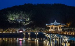 Finding Korean architecture's beauty through night tours
