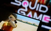 Netflix's 'Squid Game' estimated to be worth about $900 million