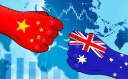 Australia accuses China of undermining world trade
