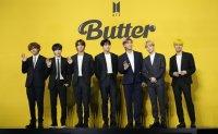 BTS scoops up four Billboard Awards
