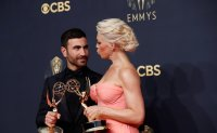 Emmys open with music, wins for 2 'Ted Lasso,' actors