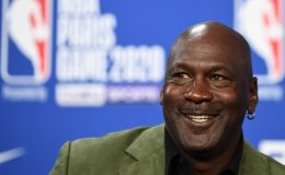 Michael Jordan sneakers sell for nearly $1.5 million, an auction record