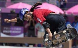 Yosozumi wins another skateboarding gold for Japan