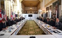 G7 foreign ministers urge North Korea to return to dialogue