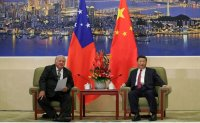 Xi wants isolated China to 'make friends'
