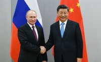 Russia-China bromance is going strong, but it's far from perfect