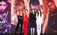 K-pop rookie aespa gets to 'Next Level'