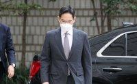 Prosecutors demand 70 million won fine for Samsung heir over illegal propofol use