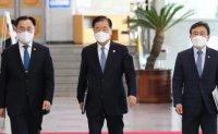 South Korea seeks to appease China