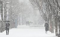 Heavy snow advisory issued for Seoul