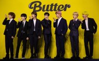 New BTS song 'Butter' debuts at No. 1 on Japanese music charts