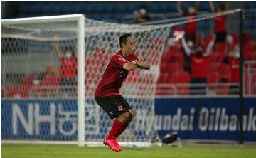 Moon Seon-min leads Sangju Sangmu's K League 1 campaign