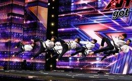 World Taekwondo demonstration team gets Golden Buzzer at 'America's Got Talent'