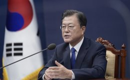 Moon to visit US for UN session, alliance event