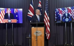 Australia: Strategic shifts led it to acquire nuclear subs