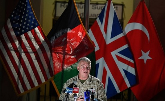 US offers further air support to Afghan troops amid Taliban offensive