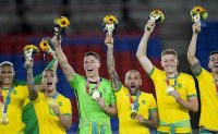 Brazil repeats Olympic men's soccer gold with win over Spain