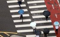Monsoon season arrives